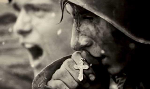 Солдатская молитва