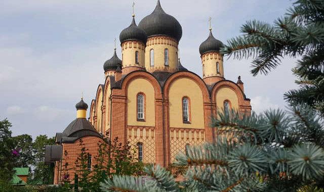 Православная Пюхтица