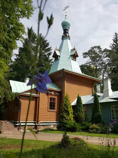 Пюхтица, православный монастырь