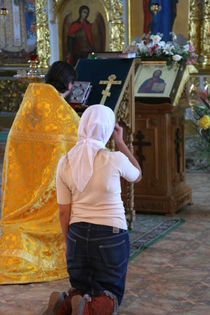 Школа молитвы