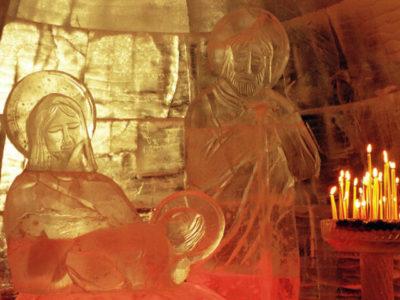 Вместе с ангелами. О некоторых рождественских молитвах.