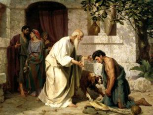 Лукаттан Сибэтиэй Евангелие. Притча о блудном сыне