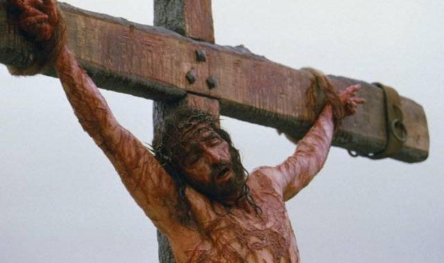Страсти Христовы, Христос, крест