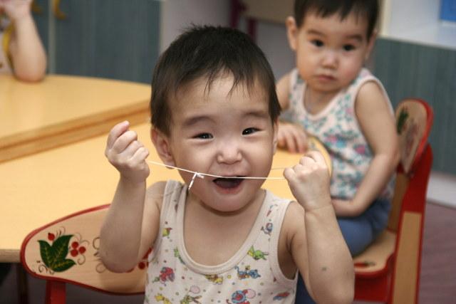 якутский малыш, крестик