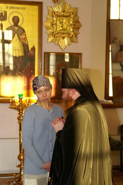 владыка, Зосима, церковь, разговор
