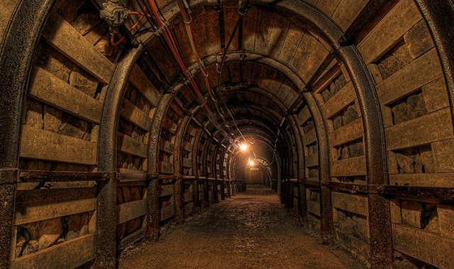 тунель, конец света