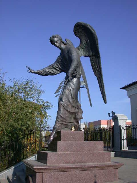 ангел, душа