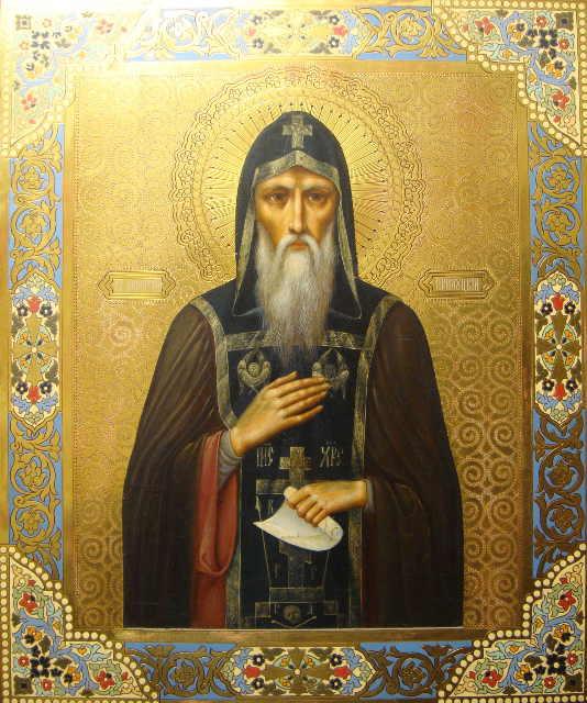 Святой Димитрий Прилуцкий