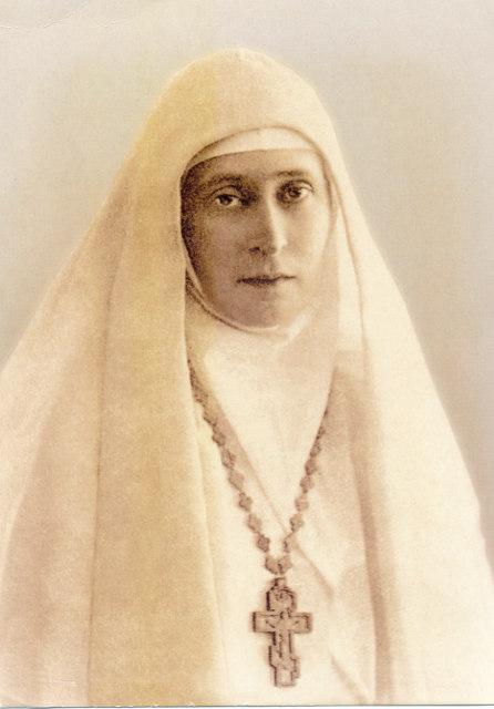 Елисавета Феодоровна в апостольнике