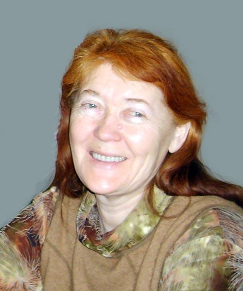 Валентина Александровна Чусовская