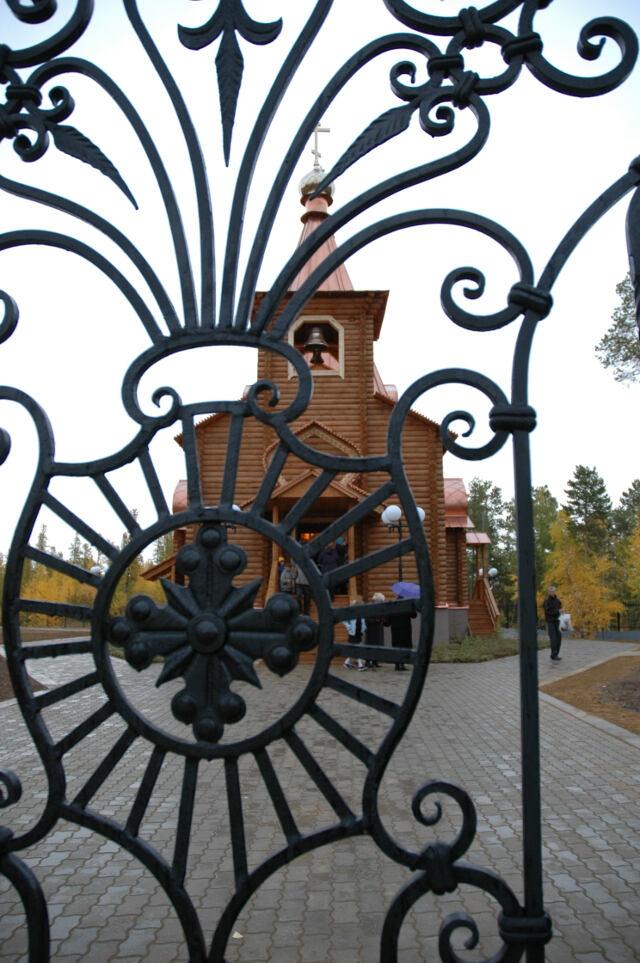 Церковь в Светлом