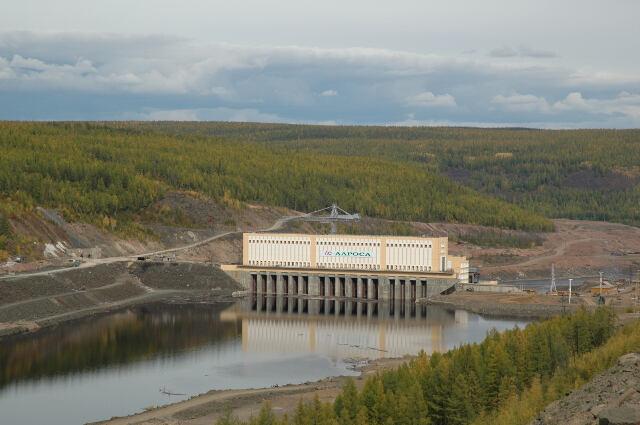 Вилюйская ГЭС-3
