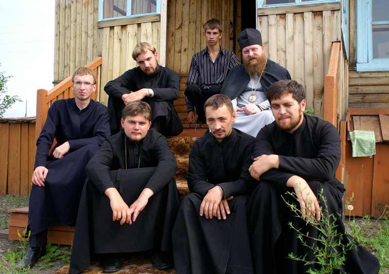 Епископ Зосима и будущие священники