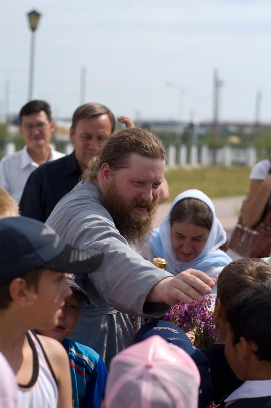 Владыка Зосима путешествует по Якутии