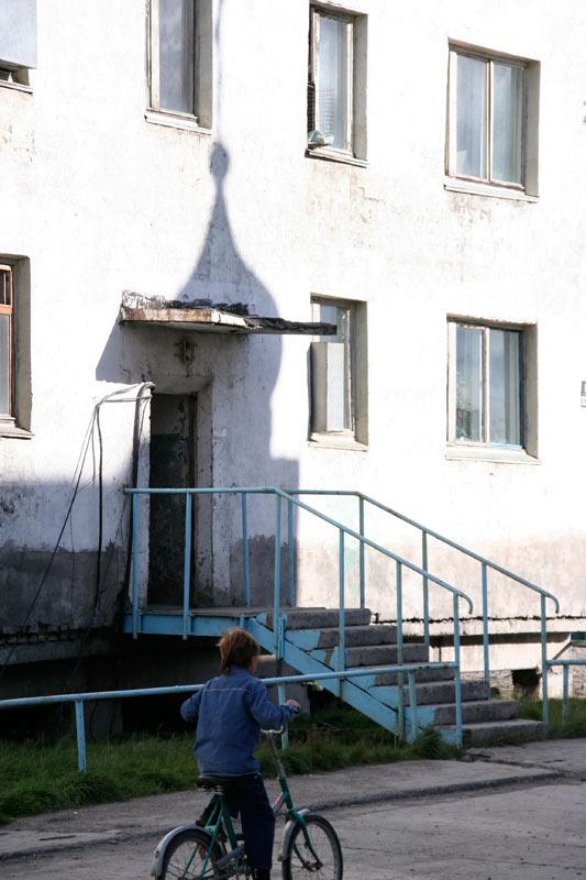 тень от храма