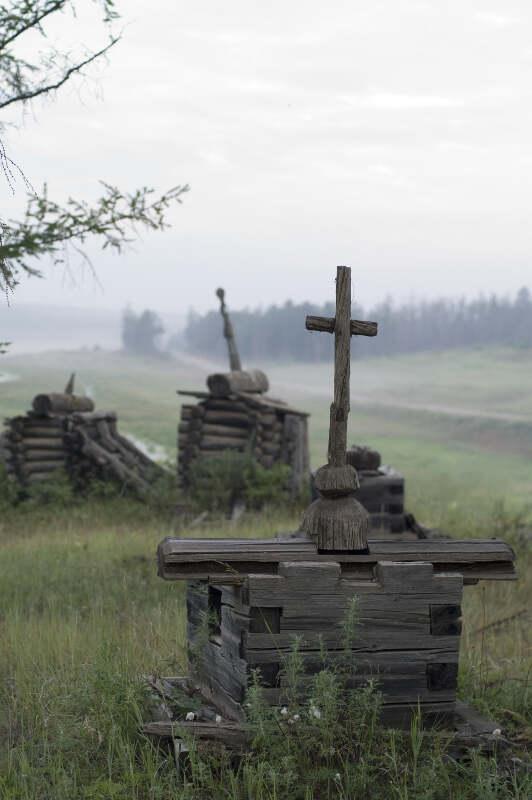 погост Якутия