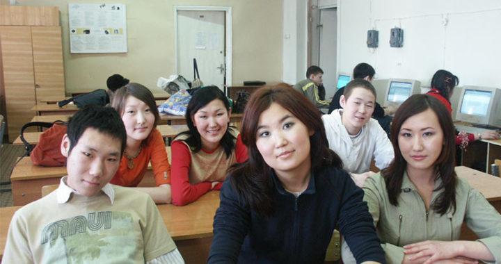 студенты якутского университета