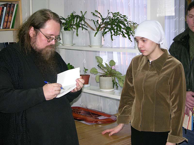 Посёлок Айхал: Андрей Кураев