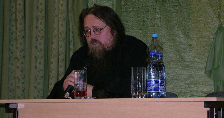 Андрей Кураев пос. Айхал