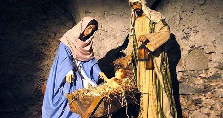 Христос ясли Рождество