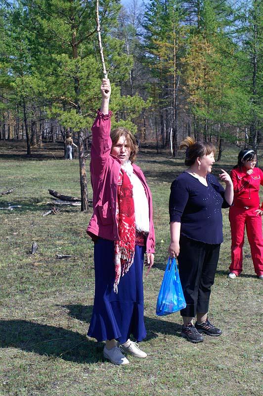 Воскреска на природе Якутск