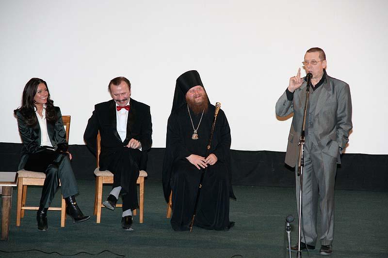 Валерий Золотухин в Якутске на фестивале