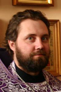 Священник Владимир Терехов