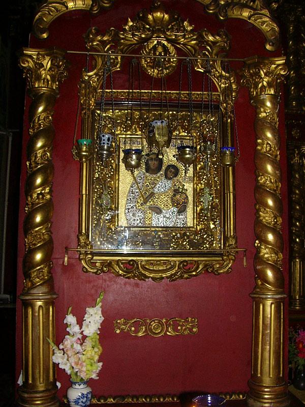 Барятино: икона Божьей Матери «Ломовская»