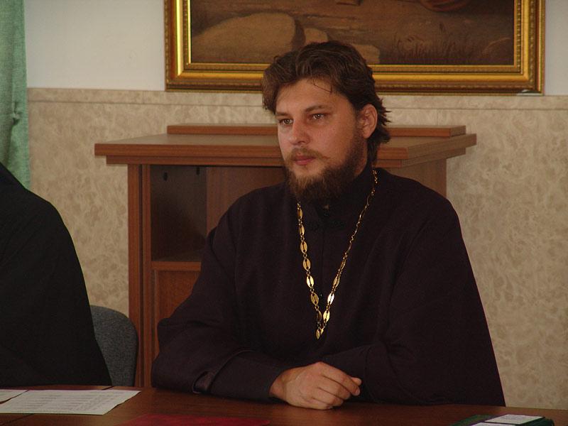 Протоиерей Сергий ВАЧУГОВ