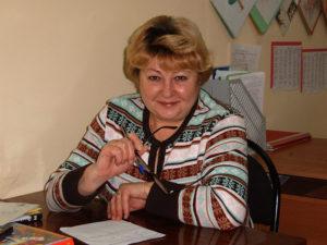 Тамара Викторовна РУДЫХ