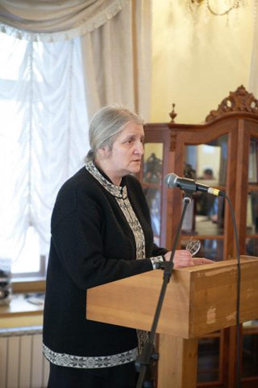 Историк Елена БЕЛЯКОВА
