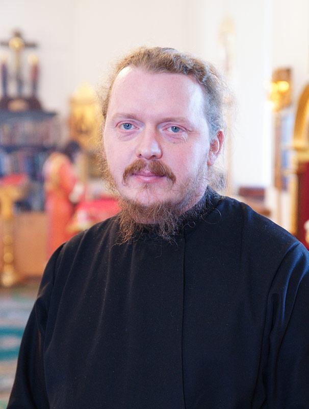 Священник Анатолий Астафьев