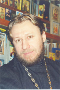 Священник Михаил Зайцев