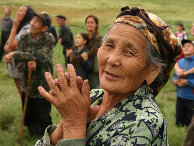 Молитва якутской бабушки
