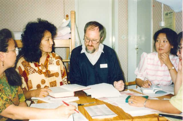 Переводчики Евангелия на якутский язык