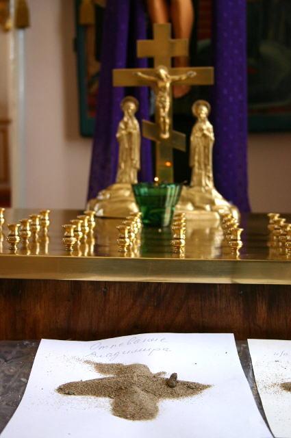 канун, свечи, отпевание, церковь, молитва за усопших
