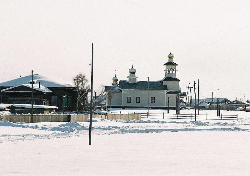 Троицкий храм в с. Октёмцы