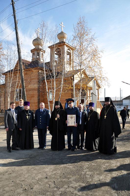 Церковь во имя вмц. Анастасии Узорешительницы в г. Ленске