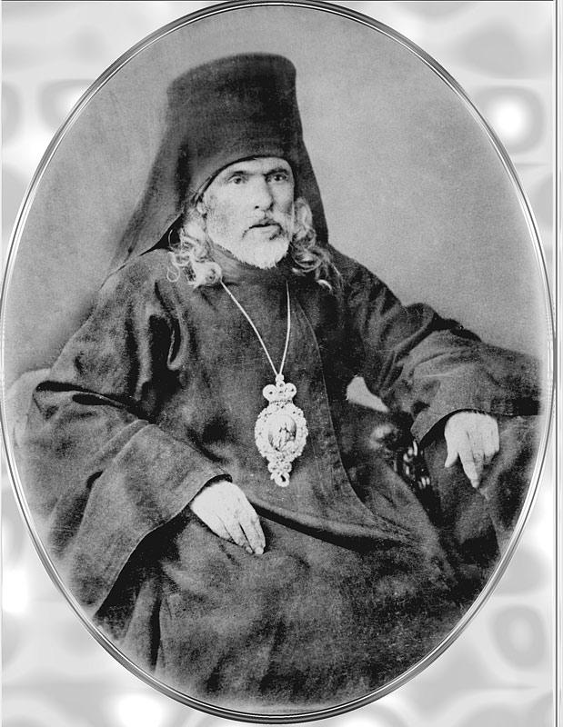 Епископ Иаков (Домский) - портрет
