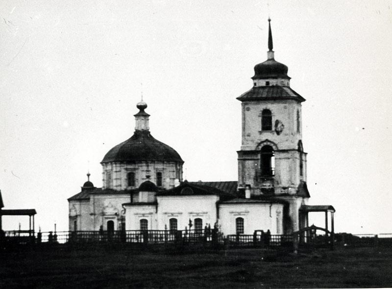 Каменный Богородицкий храм в г. Якутске
