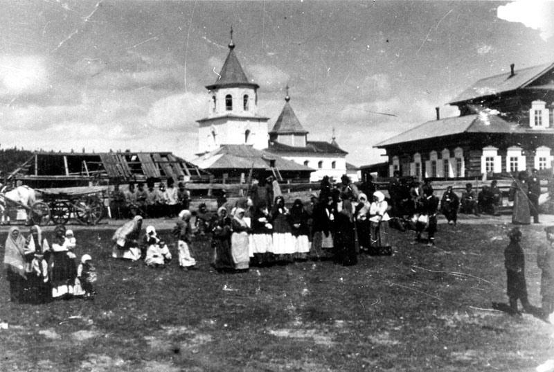 Спасский собор г. Олёкминска. Начало ХХ в.