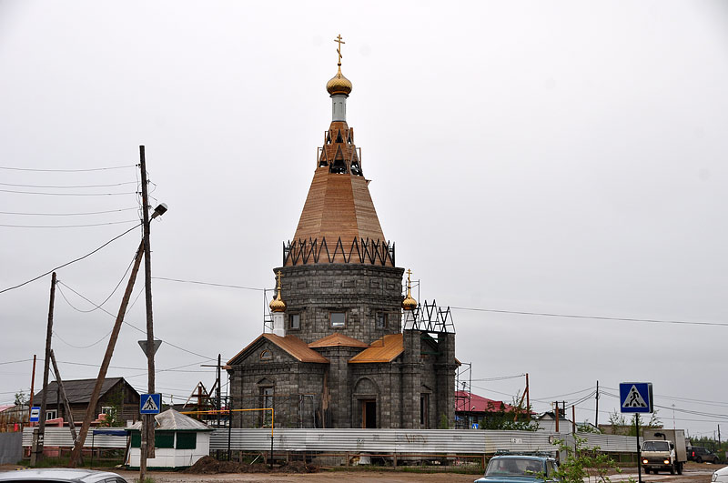 МАрха: Михаило-Архангельсткий храм