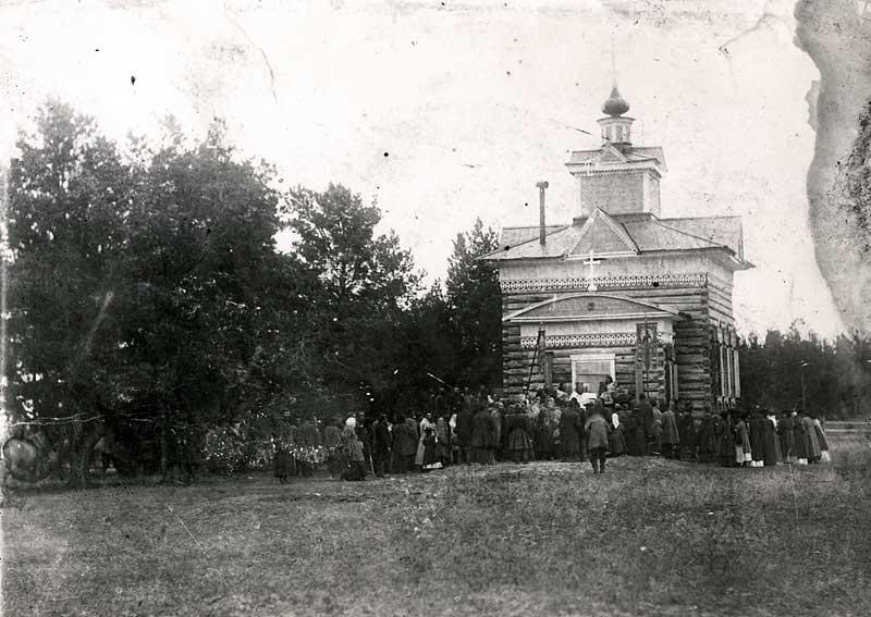 Сергеляхская Петро-Павловская часовня