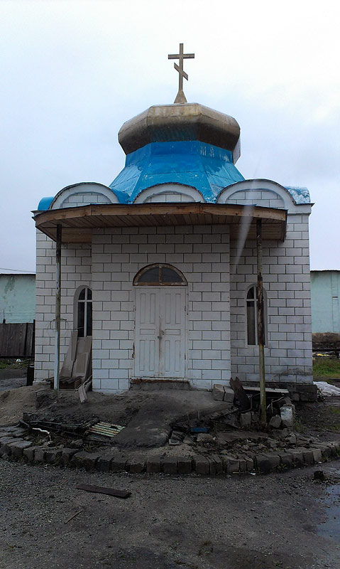Никольская часовня в с. Верхний Бестях. Фото иерея Дионисия Сеничева