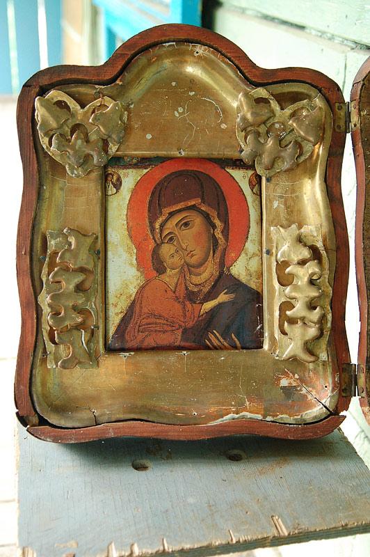 Икона старой Витимской церкви
