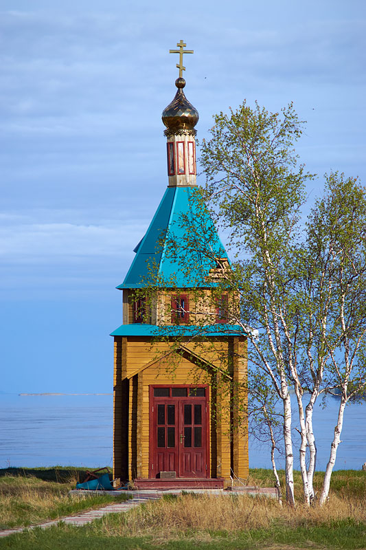 Николаевская часовня Лямпушка