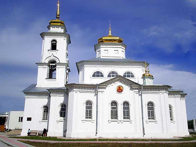Никольский храм г. Якутска после восстановления