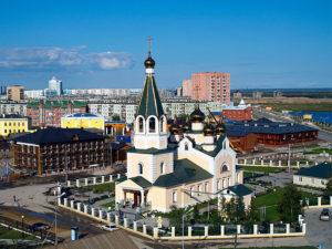 Глава 4.  Богоспасаемый град Якутск и его окрестности